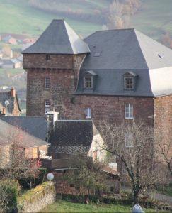 Pruines chateau